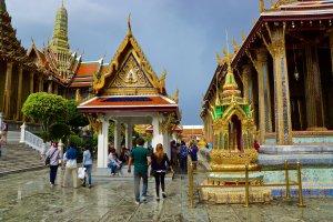 Thanon Sanam Chai, Khwaeng Phra Borom Maha Ratchawang, Khet Phra Nakhon, Krung Thep Maha Nakhon 10200, Thailand