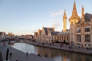 Saint Michael's Church, 30, Sint-Michielsplein, Prinsenhof, Gent, Ghent, Gent, East Flanders, Flanders, 9000, Belgium
