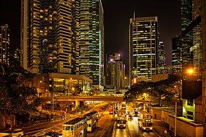 Queensway, Wan Chai, Hong Kong
