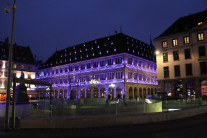 Photo taken at 87 Rue des Grandes Arcades, 67000 Strasbourg, France with Canon EOS 1100D