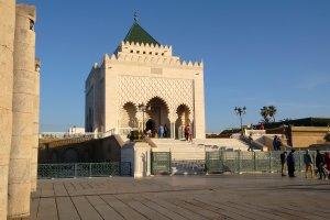 Rue Saadiyine, Rabat, Morocco