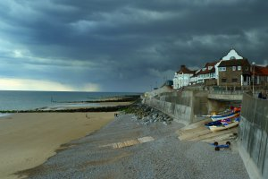 Photo taken at Promenade, Sheringham, Norfolk NR26 8LS, UK with Panasonic DMC-TZ10