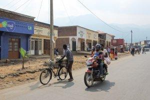 Ruhengeri-Gisenyi Road, Rubavu, Rwanda
