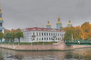 Sadovaya ulitsa, 64, Sankt-Peterburg, Russia, 190068