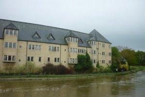 44 Friars Wharf, Oxford, Oxfordshire OX1 1RU, UK