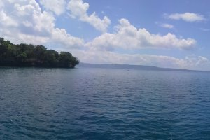 Photo taken at Island Garden City of Samal, Davao del Norte, Philippines with Samsung GT-S7710