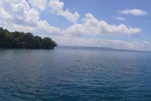 Island Garden City of Samal, Davao del Norte, Philippines