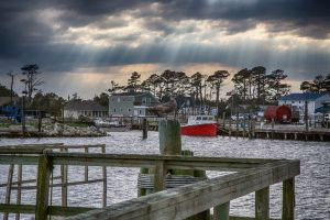 Harbor Road, Wanchese, Dare County, North Carolina, 27981, USA