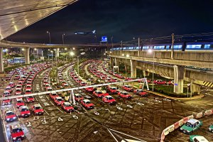Hong Kong International Airport (HKG), Cheong Hong Road, Chek Lap Kok, Hong Kong