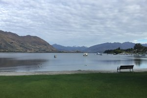 Photo taken at 100 Ardmore St, Wanaka 9305, New Zealand with Apple iPhone 6