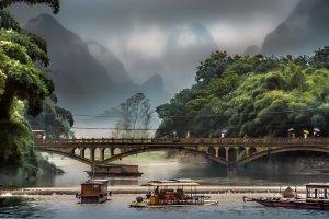 051 Xiang Dao, Yangshuo Xian, Guilin Shi, Guangxi Zhuangzuzizhiqu, China