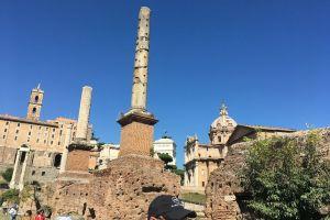 Piazza del Foro, Via Sacra, Rione X Campitelli, Municipio Roma I, Rome, Roma Capitale, Lazio, 00184, Italy