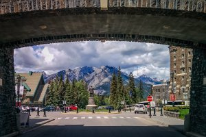 Banff National Park, 425-431 Spray Avenue, Banff, AB T0L, Canada