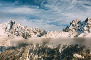 Photo taken at 309 Rue Joseph Vallot, 74400 Chamonix-Mont-Blanc, France with Canon EOS 5D Mark III