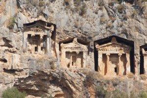 Maraş Mahallesi, Kaunos Sokak, 48600 Dalyan Belediyesi/Ortaca/Muğla, Turkey