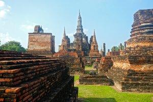 Sukhothai Historical Park, Unnamed Road, Tambon Mueang Kao, Amphoe Mueang Sukhothai, Chang Wat Sukhothai 64210, Thailand