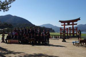 1-1 Miyajimachō, Hatsukaichi-shi, Hiroshima-ken 739-0588, Japan