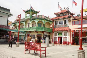 Old Chinatown, 400-454 Jung Jing Road, Los Angeles, CA 90012, USA