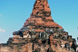 Wat Phra Phai Luang-rop Nai Wat Phra Phai Luang Road, Tambon Mueang Kao, Amphoe Mueang Sukhothai, Chang Wat Sukhothai 64210, Thailand