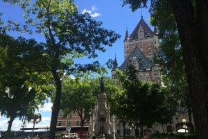 Monument de la Foi, Escalier Frontenac, Ville de Québec, QC G1R, Canada