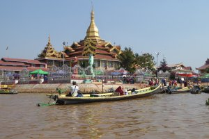 Nampan, Myanmar (Burma)