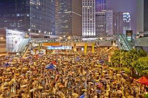 Connaught Road Central, Hong Kong