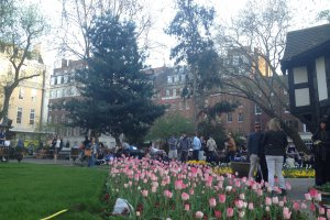 21 Soho Square, Soho, London W1D 4NR, UK