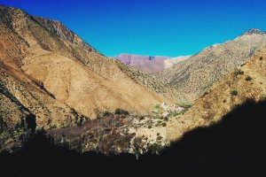 Photo taken at Toubkal National Park, P2017, Setti-Fatma, Morocco with LGE Nexus 5